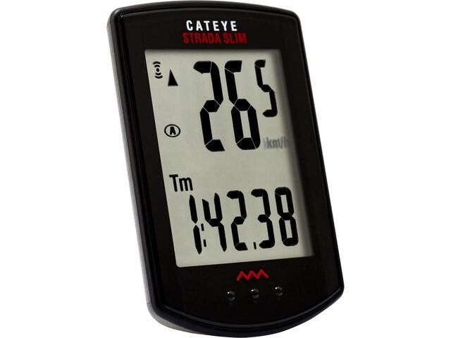 CatEye Strada CC-RD310W Wireless Fahrradcomputer schwarz
